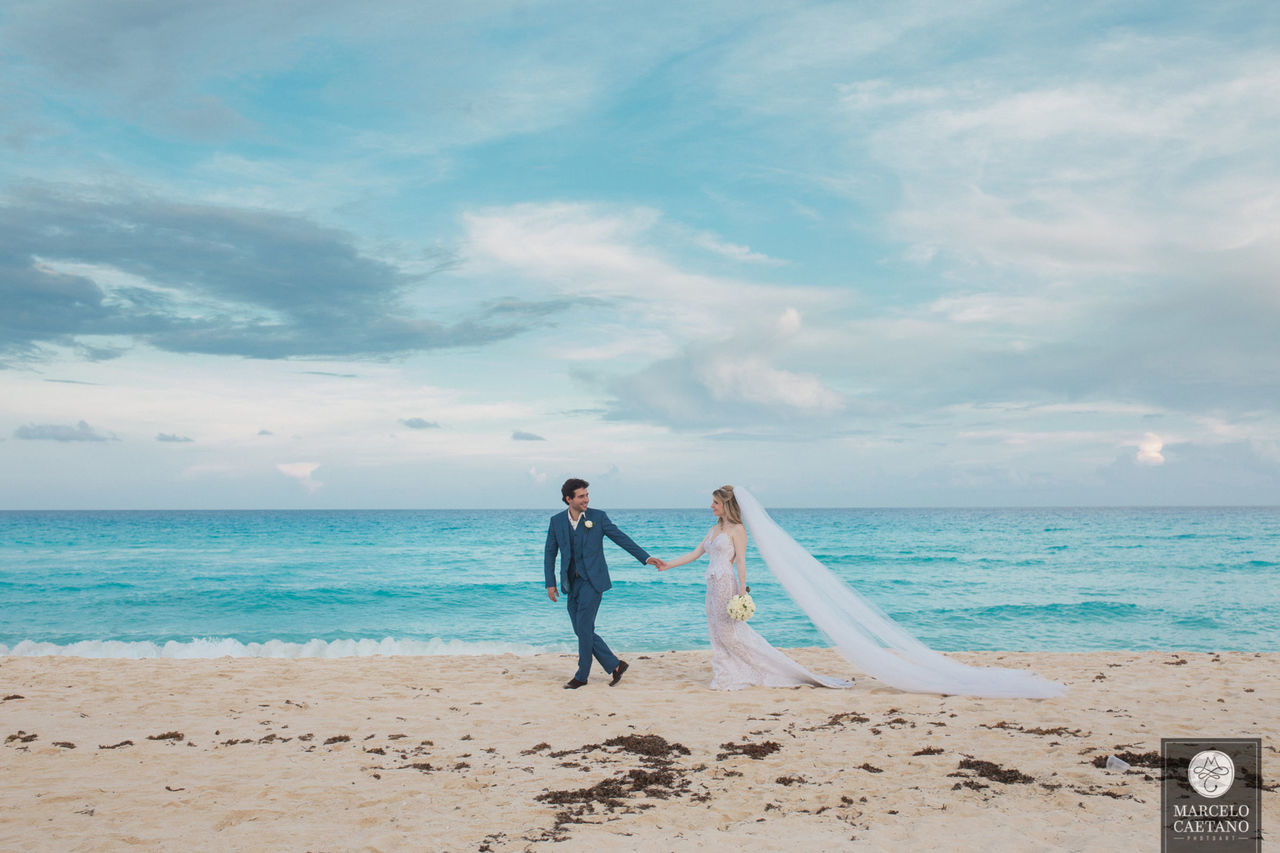 Destination Wedding - Cancun - Leilane e Bruno