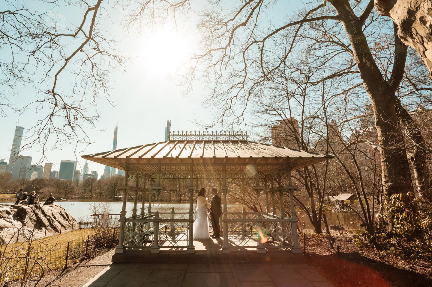 Casamento Central Park, New York - Bruna e Albert
